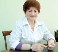Гафурова Лариса Гафуровна